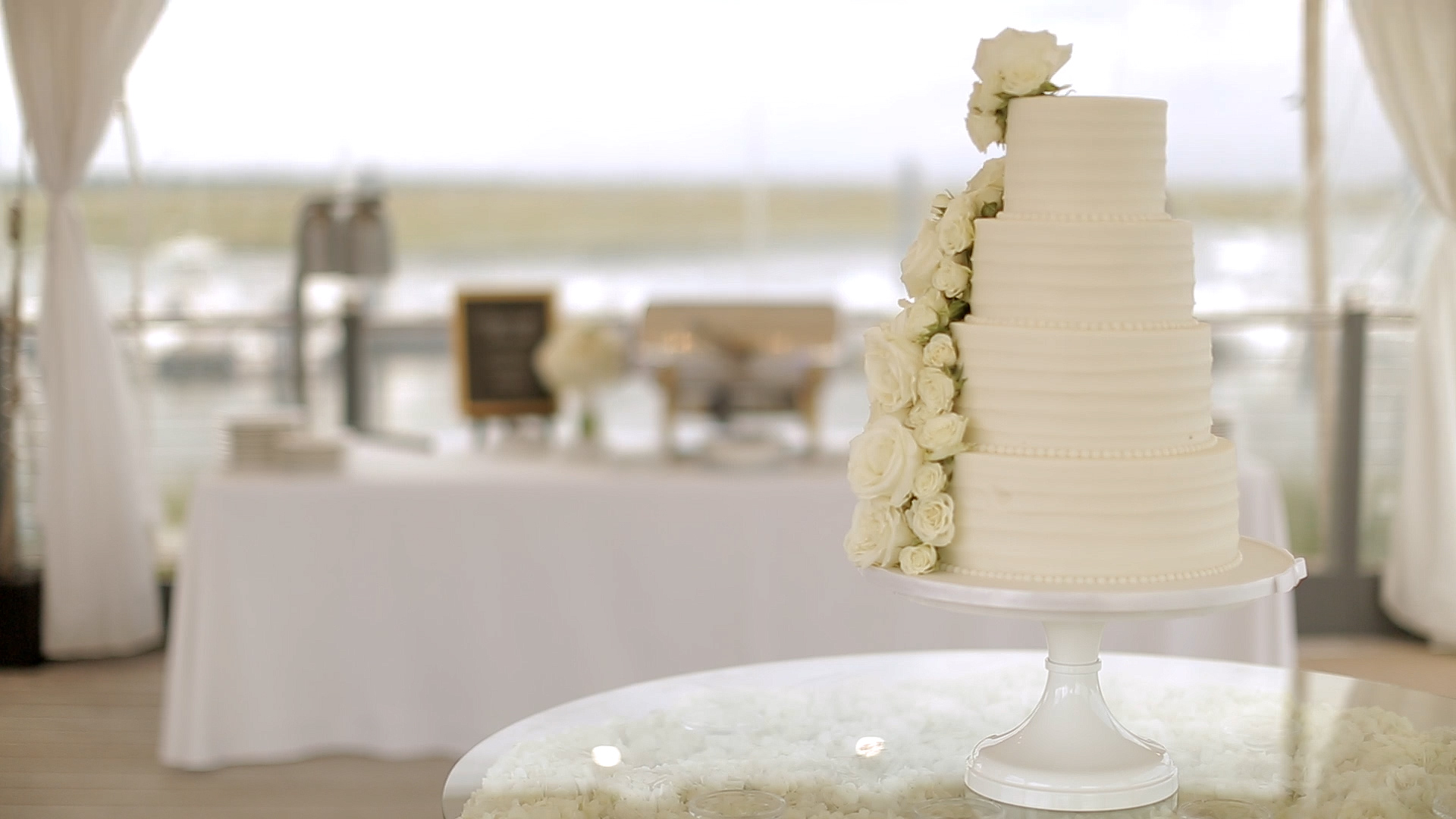 """Meredith + Taavo} """"Set, Match, Love"""" – A Wilmington Wedding by the ..."""
